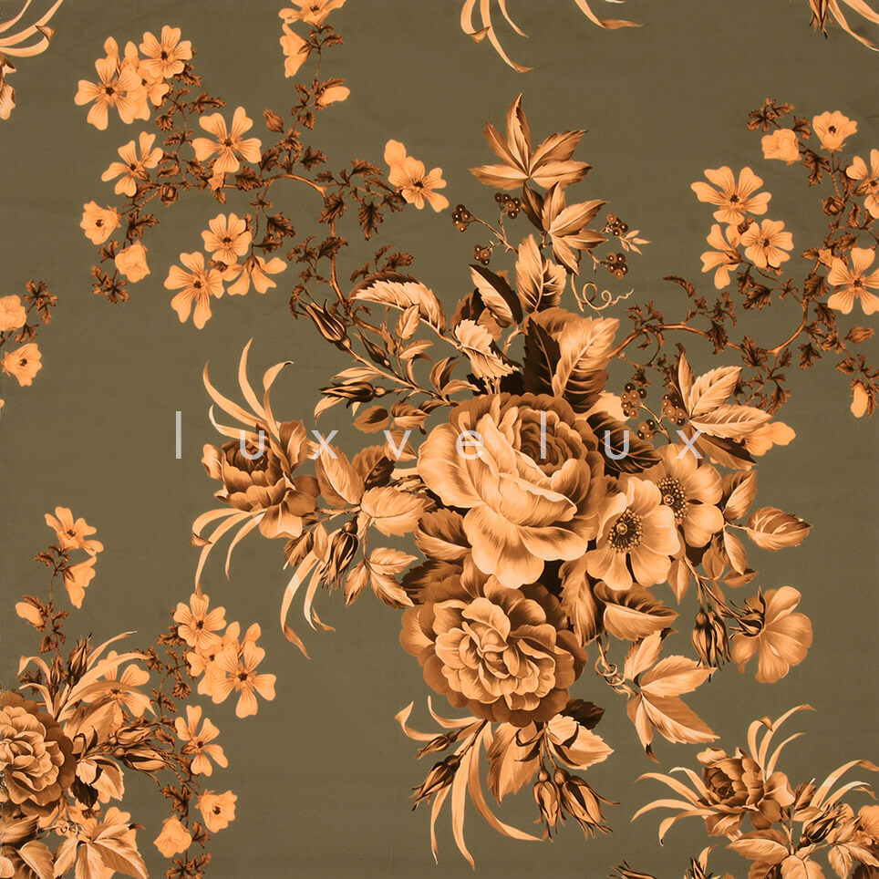 Anthracite Ground Ivy Rose
