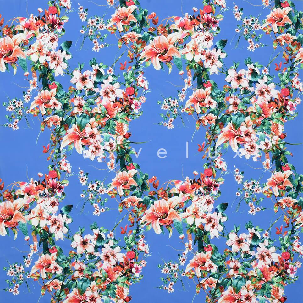 Blue Ground Daffodil Flower