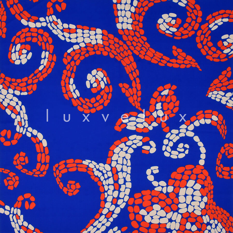 Ottoman Pattern Sax Floor