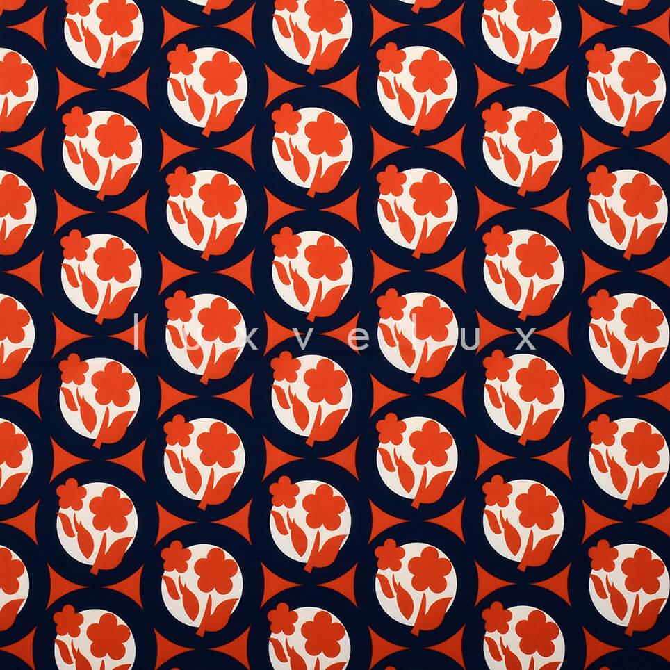 Symmetry Daisy Orange
