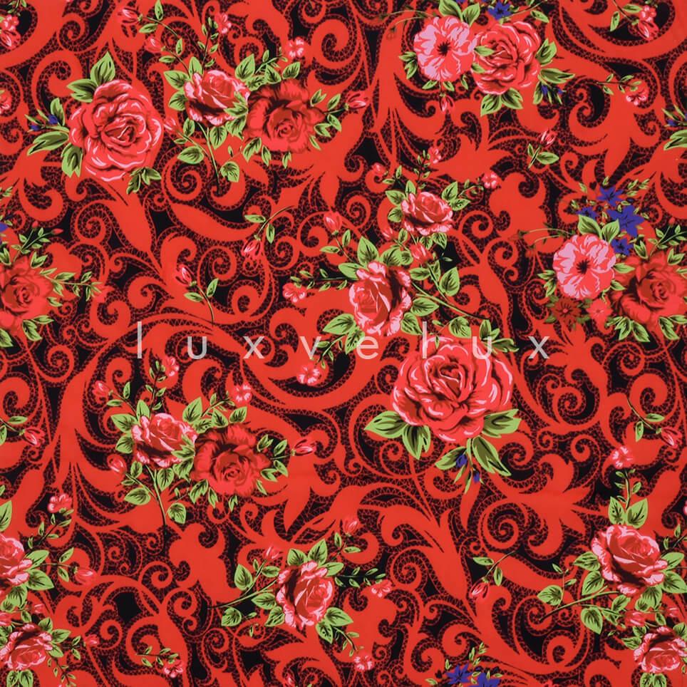 Wallflower Flower Red