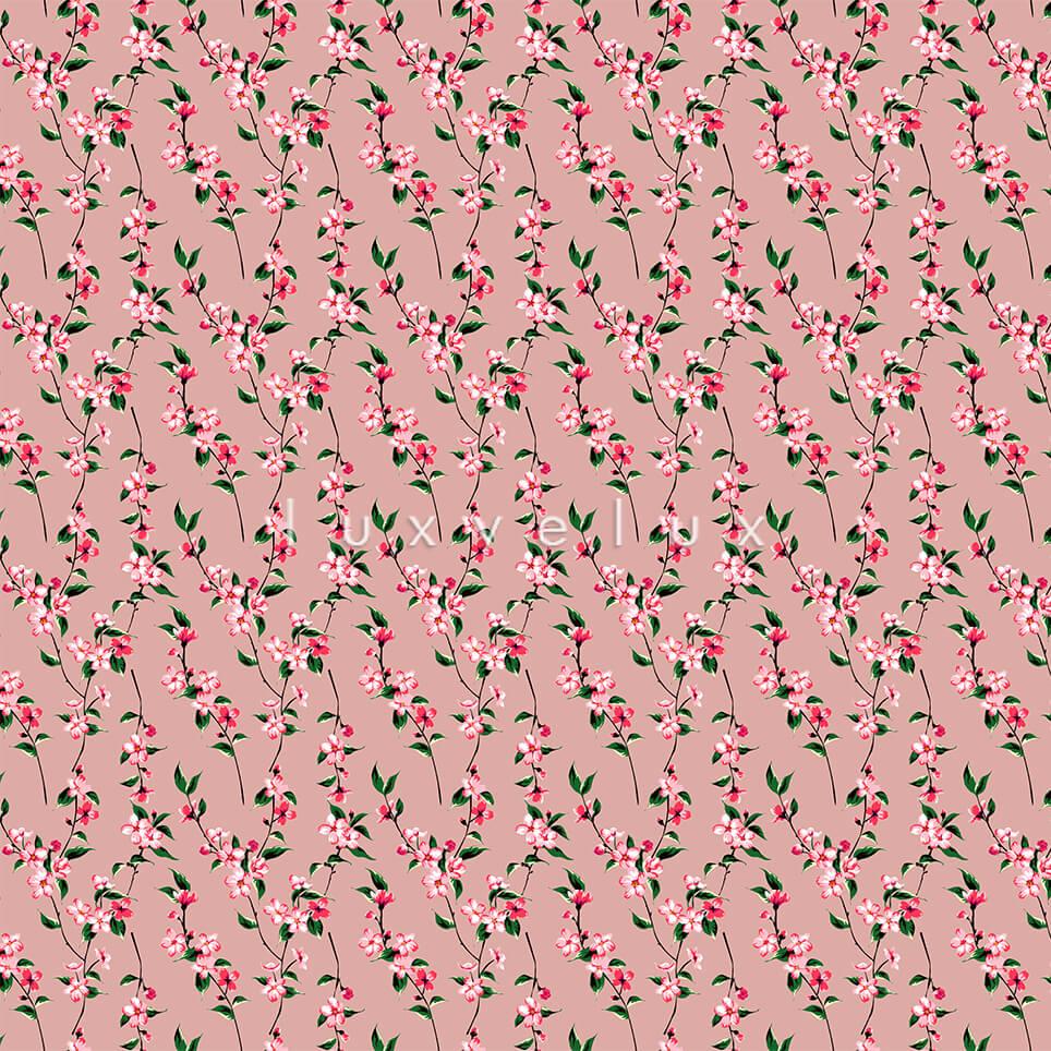 Ground Plato Multi-Leaf Pattern Dolly