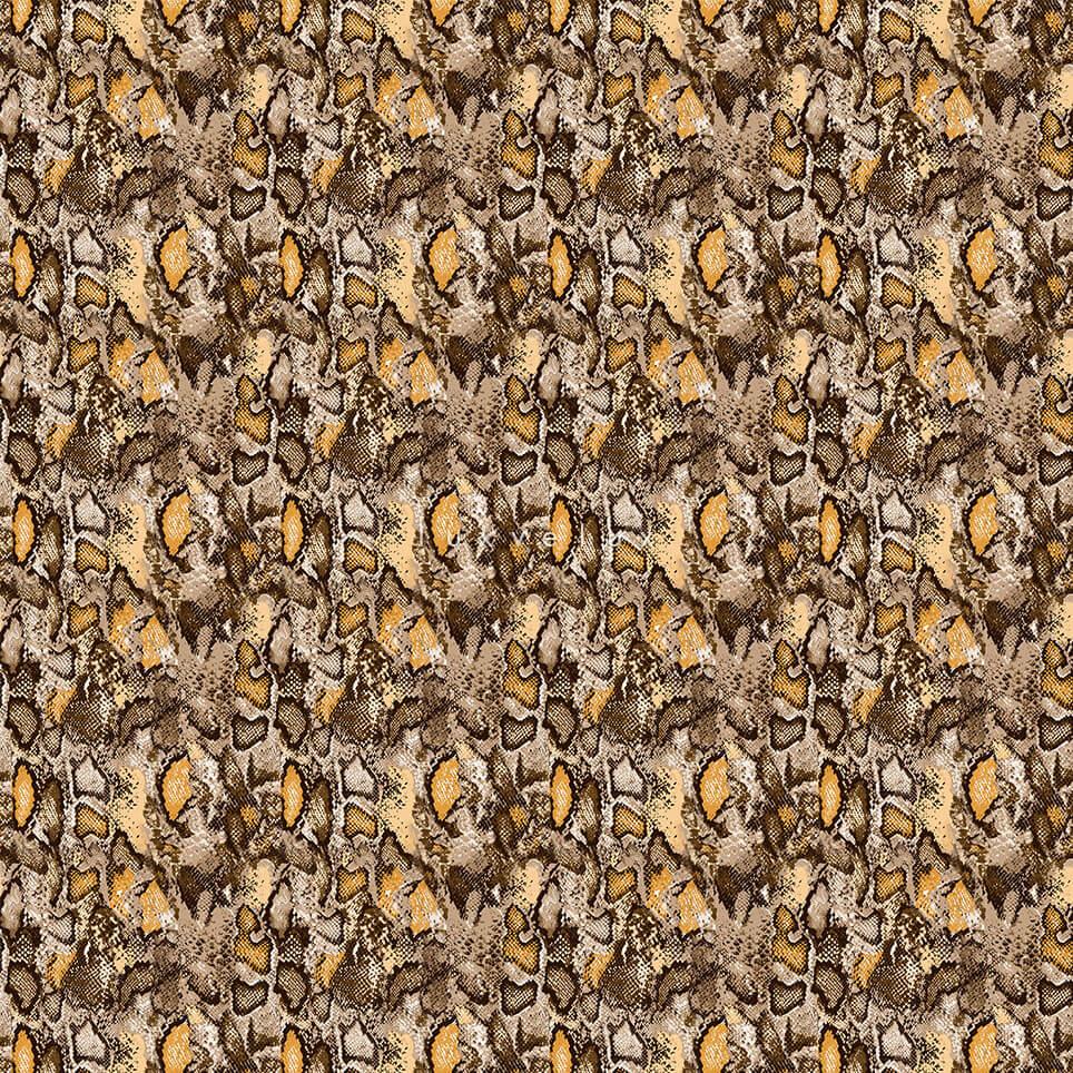 Neon Color Leopard Pattern Brown Gretta