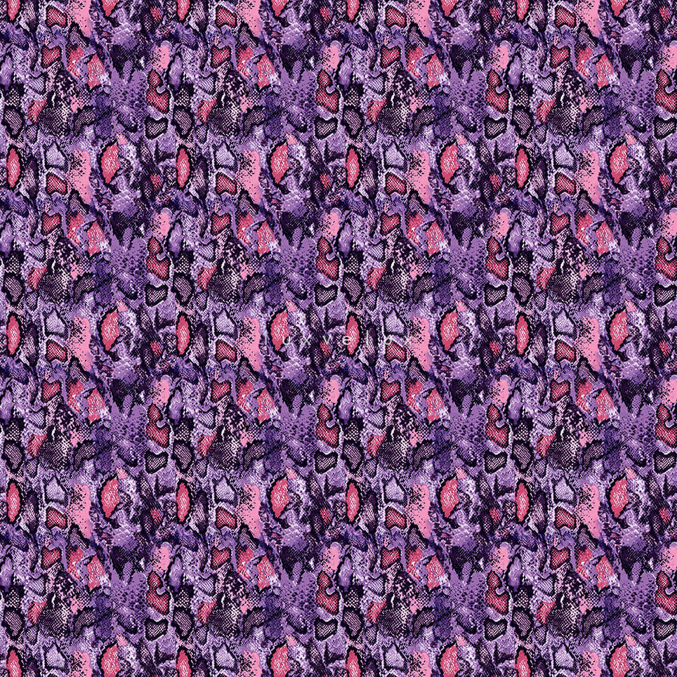 Neon Color Leopard Pattern Moroon Gretta