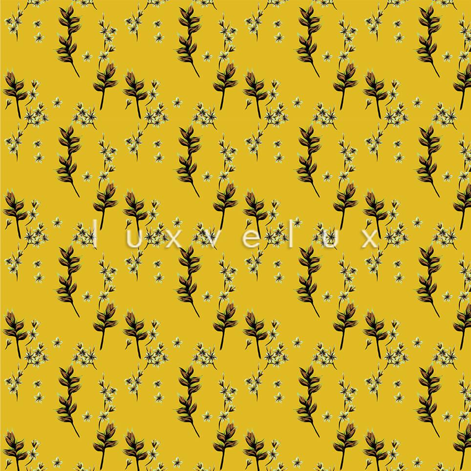 Poppy Flower Ground Yellow Flower Black Helena