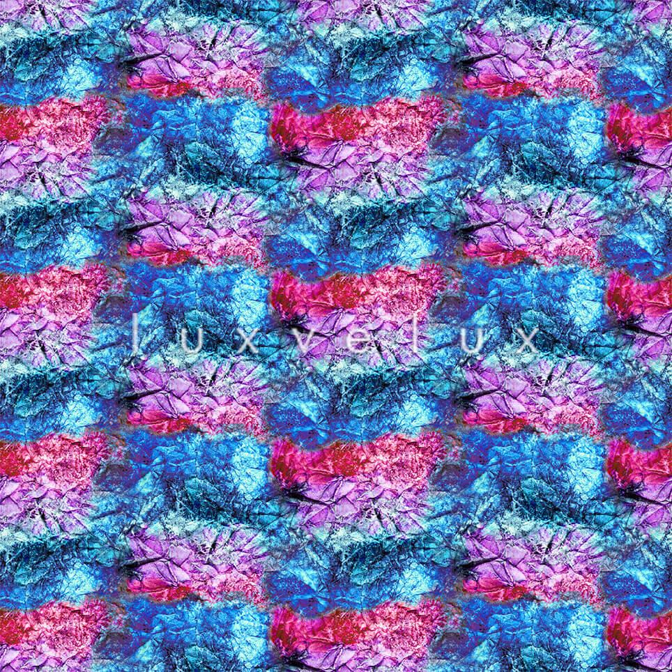 Symmetry Gradien Mint Fuchsia July