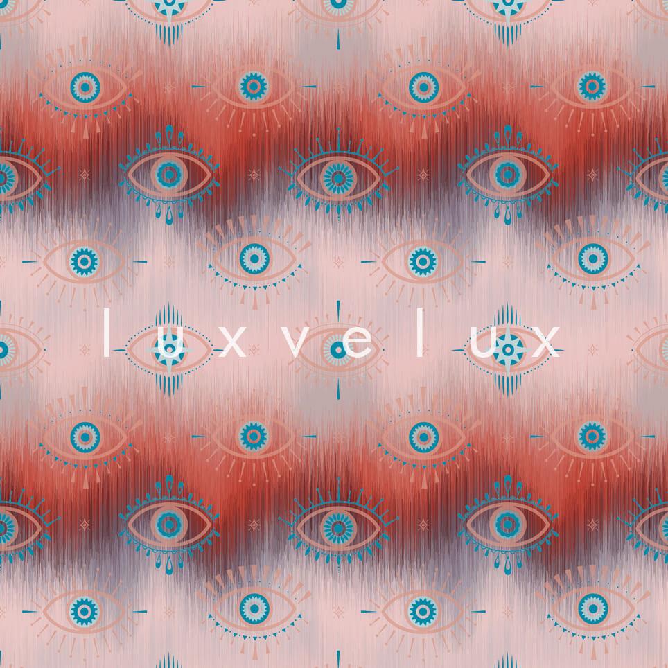 Eye Lash Pattern Powder Gwen