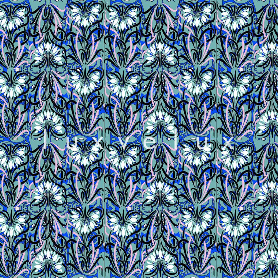 Log Pattern Sax White Pamela