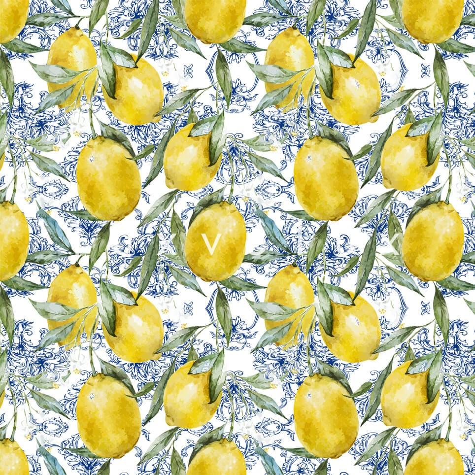 Bunch of Grapes Yellow Adalyn
