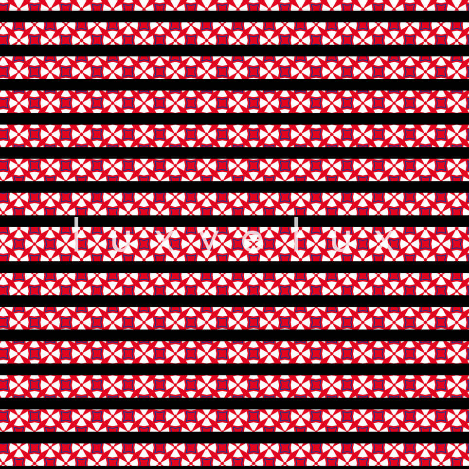 Checkered Geometric Flat Scratched Pink Nessa