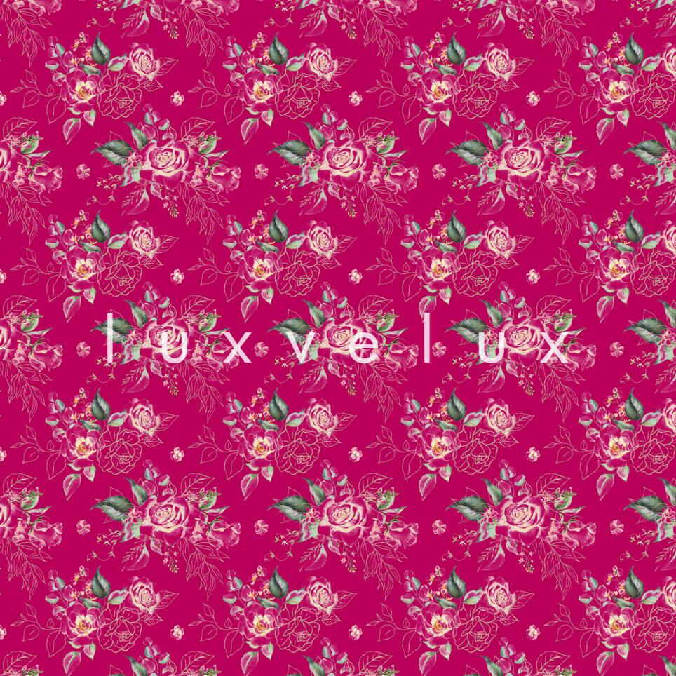 Dark Hyacinth Flowers Pink Hallie