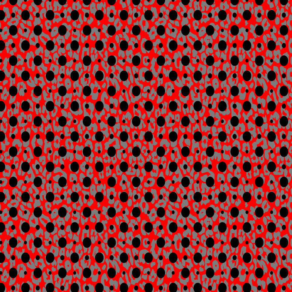 Drop Shaped Red Paula