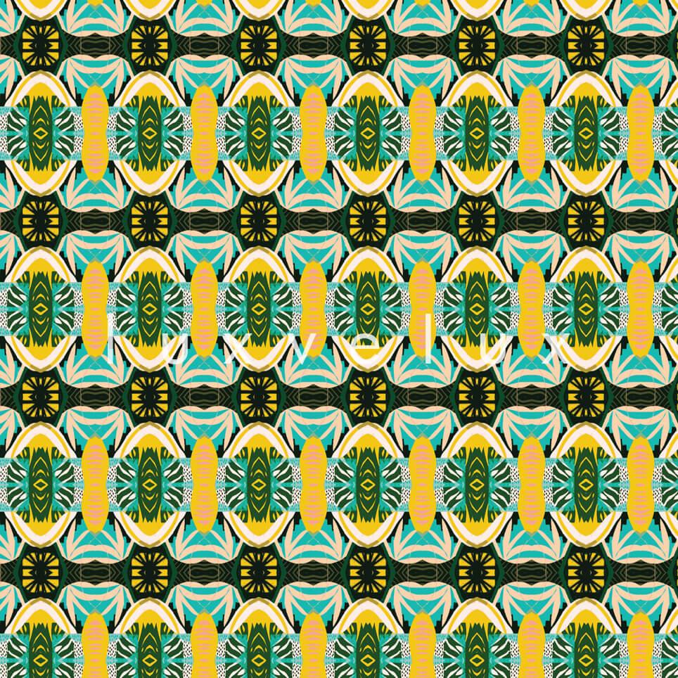 Kiwis on The Table Yellow Lenka