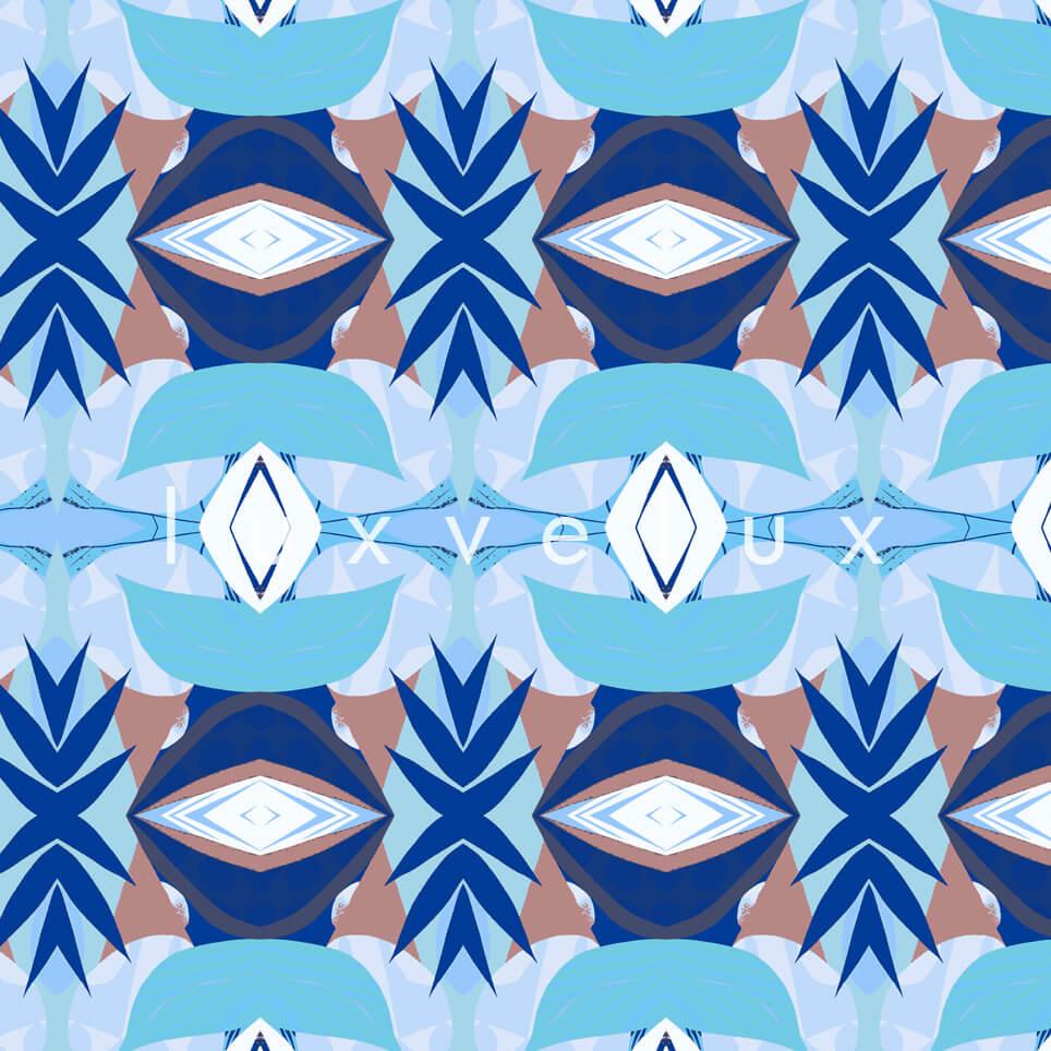 Magic Dazzled Blue Leona
