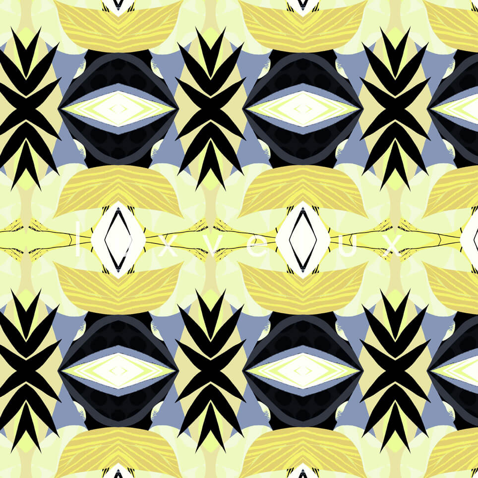 Magic Dazzled Yellow Leona
